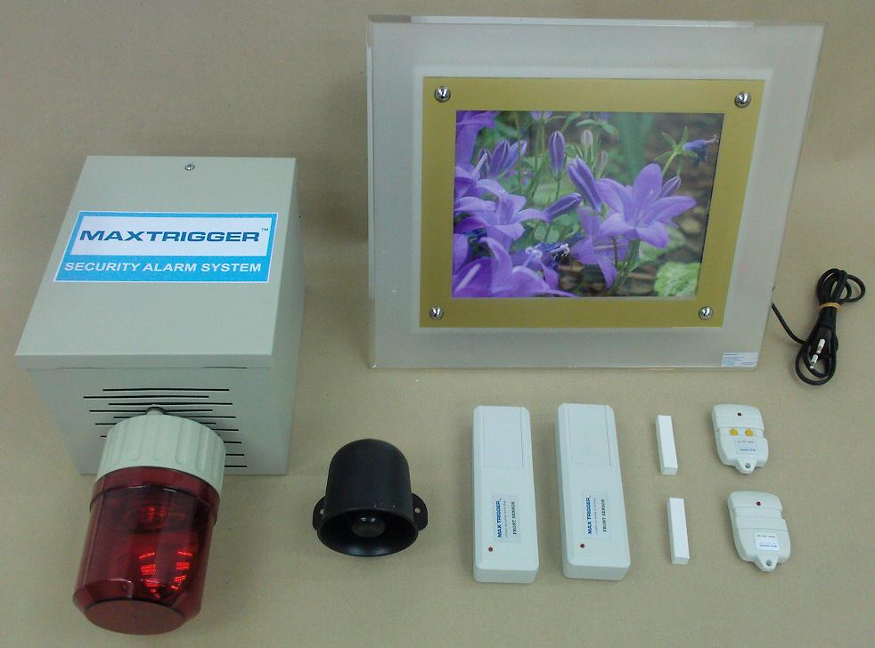decorative security system wired home security wireless home alarm